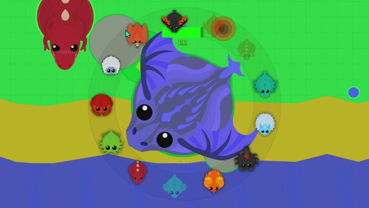 Download R.I.P Black Dragons Aleatórios - Mope.io