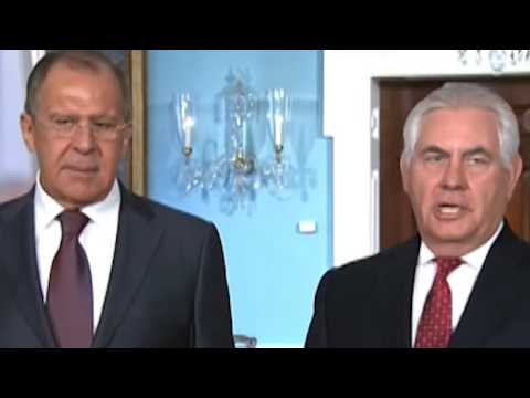Russian Foreign Minister makes fun of FBI Director James Comey firing