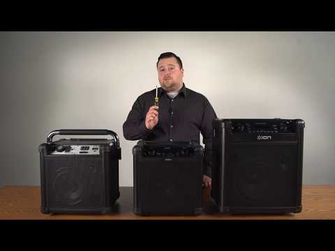 How To Replace Your ION Audio Speaker Battery | ION Audio - YouTube