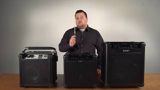 How To Replace Your ION Audio Speaker Battery  ION Audio - YouTube