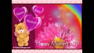 Happy Mother's day to all my sisters