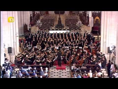 Concierto camino neocatecumenal HD(La Almudena 2011)(1/3)