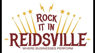 Rock It In Reidsville: Opening a Small Business