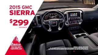 "Alpine Buick GMC- ""Sierra Sale"" (08/2014)"