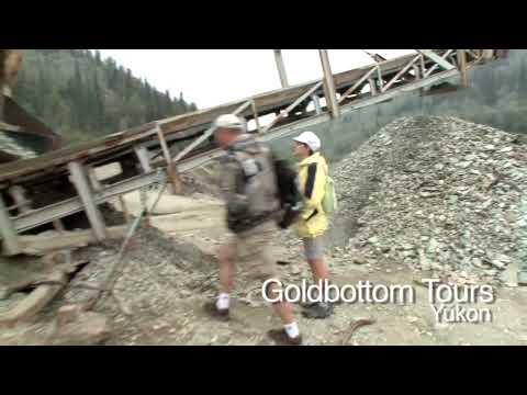 Goldbottom Tours - Yukon Territory, Canada