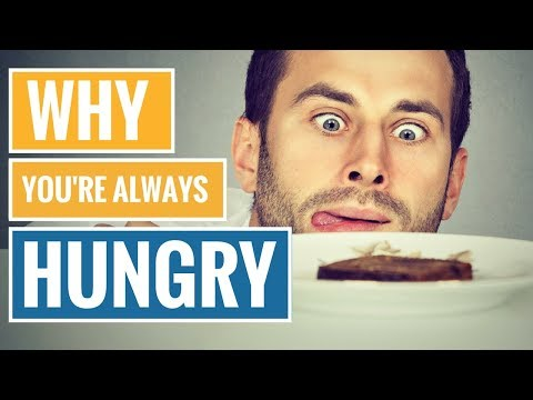 6 Reasons Why You're Always Hungry