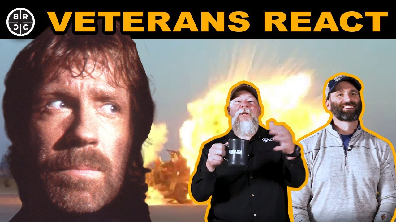 SOF Veterans React to ACTION Movies: EP14