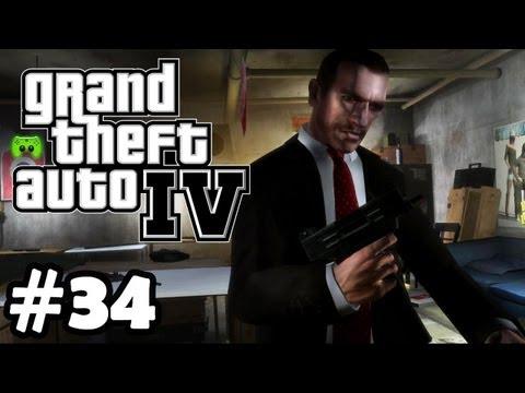 Let's Play GTA 4 (Grand Theft Auto IV) #034 [Deutsch/Full-HD] - Also Gut