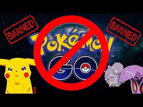 PERMANENT BAN WAVE IN POKEMON GO! RIP Did You Get Banned? EX Raid Pass Hunting in San Francisco