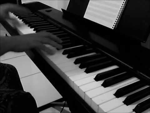 Ocean - Alok Zeeba IRO PIANO COVER