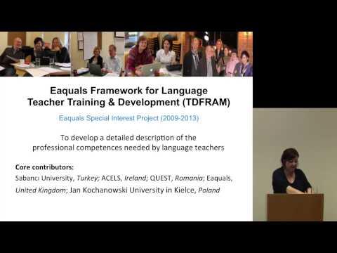 Professional Development & Self-assesment: EPG & Eaquals Teacher Training and Development Framework