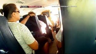 Hawaii Plane Crash Caught On Tape   Good Morning America   Abc News