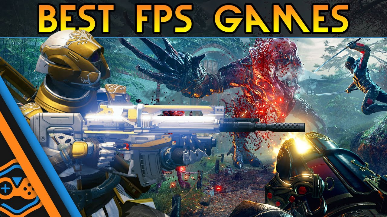 Best First Person Shooters 99