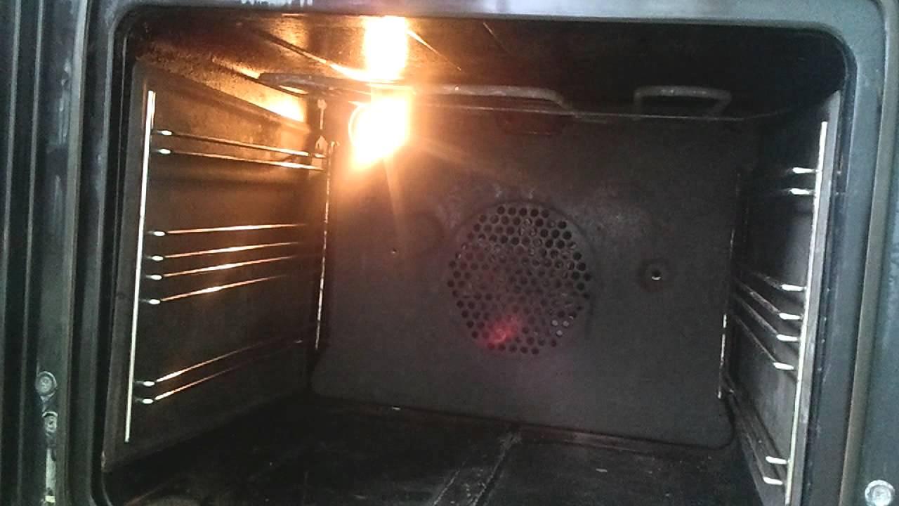 Helice de horno teka totalmente descolgada youtube - Como se hace horno de lena ...
