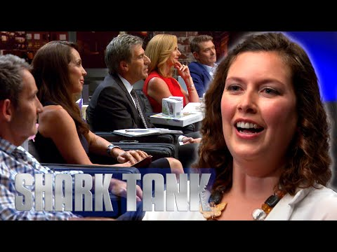 Five Sharks Fight For A Stake In Sally's Multi-Million $$$ Business   Shark Tank AUS