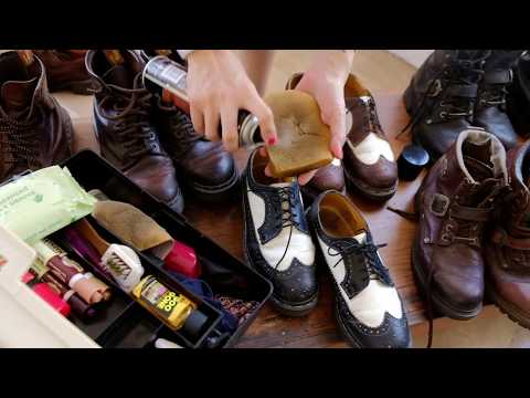 DIY | Cleaning my Dr. Martens (and other leather boots)