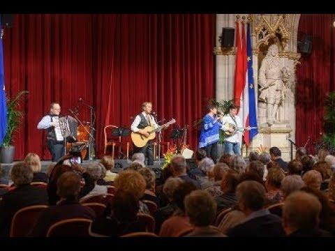 Sirtaki-Schrammeln live im Wiener Rathaus am 11.10.2019