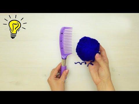 6-diy-cute-and-easy-yarn-crafts-!-fascinating-ideas-with-yarn!!