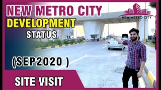 New Metro City Sarai Alamgir | Overview Of Development Status | Site Visit | September 2020