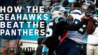 How Seahawks Passing Game Led Them to a Win Over Panthers | The Aftermath | NFL Network
