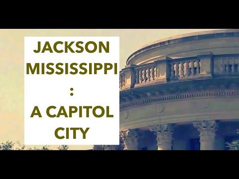 Jackson, Mississippi: A Capitol City
