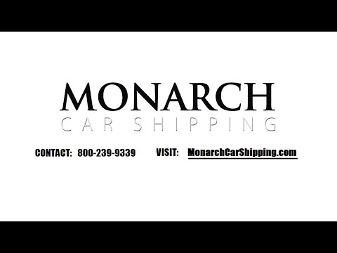 Review New Jersey to California Route Vehicle Shipping and Transport Company   Monarch Car Shipping