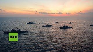 Inician ensayos militares de EE.UU. y Corea del Sur
