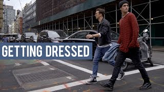 Imagine Dragons Concert with Marc Forne | Getting Dressed (Outfits Step by Step #14)