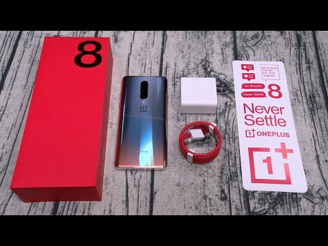 Oneplus 8 - Unboxing and First Impressions
