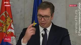 Vučić: Odluka o kvotama za čelik od vitalnog interesa za Srbiju