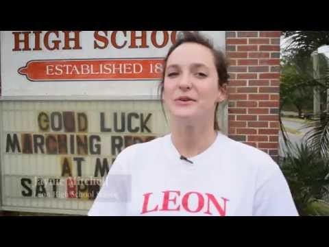 Leon High School Raises Over $20,000 for Cancer Patients at the Tallahassee Memorial Cancer Center