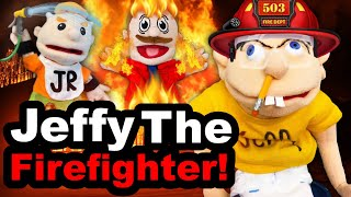 SML YTP: Jeffy The Firefighter!