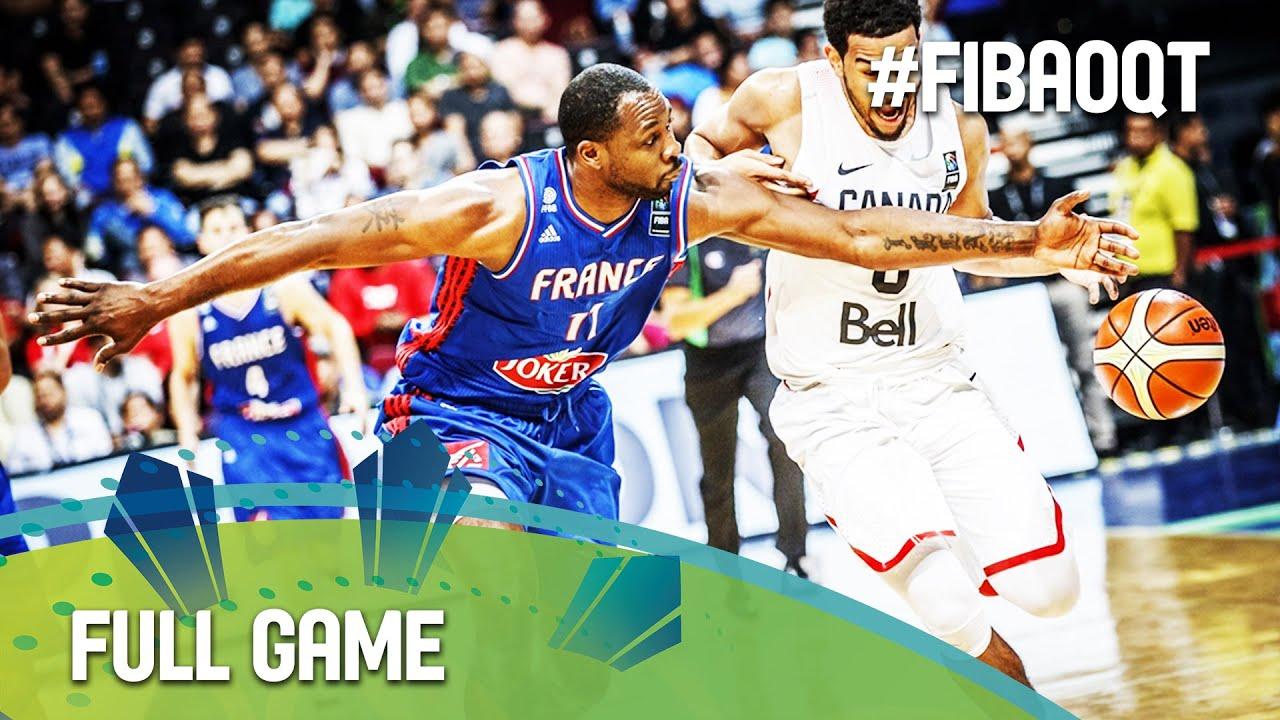 Canada v France - Final - Full Game