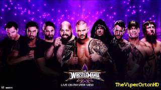 "WWE Wrestlemania 30 (XXX) 1st Official Theme Song - ''Celebration"" HD"