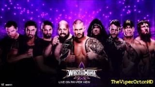"WWE Wrestlemania 30 (XXX) 1st Official Theme Song - ''Celebration"" HD"