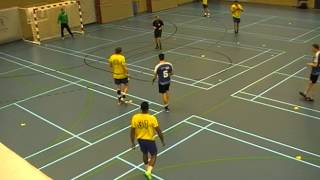 AHV Swift vs  Handbal Venlo 20022016