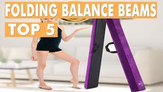 Best Folding Balance Beams 2019