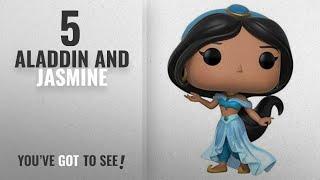 Top 10 Aladdin And Jasmine [2018]: Funko Pop Disney: Aladdin-Jasmine (New) Collectible Vinyl Figure