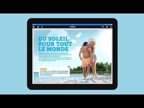 Transat Fait Voyager Les Lecteurs De La Presse+