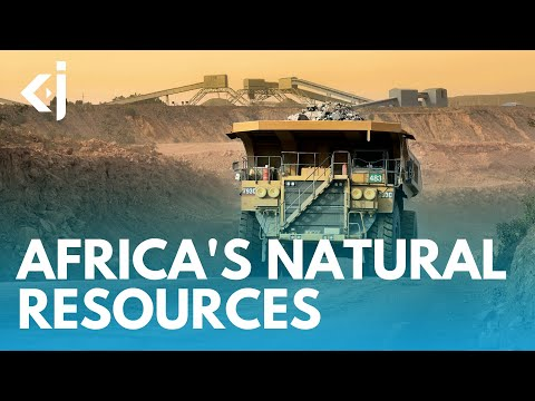The LATEST COMPETITION for AFRICAN RESOURCES  - KJ REPORTS