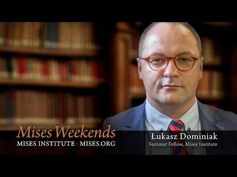 Łukasz Dominiak: Culture in Hoppe's Private Law Society