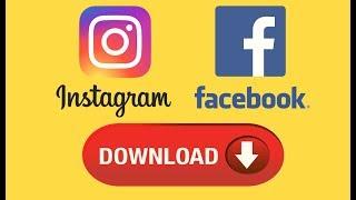 Gambar cover Cara Mudah Download Video Di Facebook Dan Instagram Tanpa Aplikasi