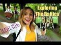 Trip to Riga, Latvia // Exploring the Baltics // TRAVEL VLOG // Annie Bean