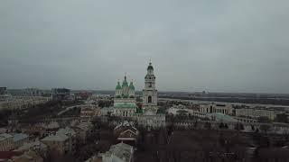 Сырой полет над Астраханью