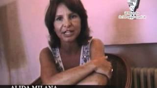 Intervista a ALIDA MILANA (2007) | enciclopediadeldoppiaggio.it
