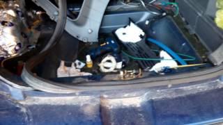 Ремонт проводов в крышке багажника чери индис