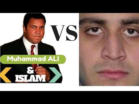 Orlando Shooting VS American Muslim Hero Muhammad Ali & Islam