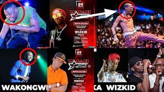 ChidBenz Amtangazia Hali ya Hatari WIZKID na Diamond Wasafi festival/Dudubaya, Z-Anton,Feruzi, TID