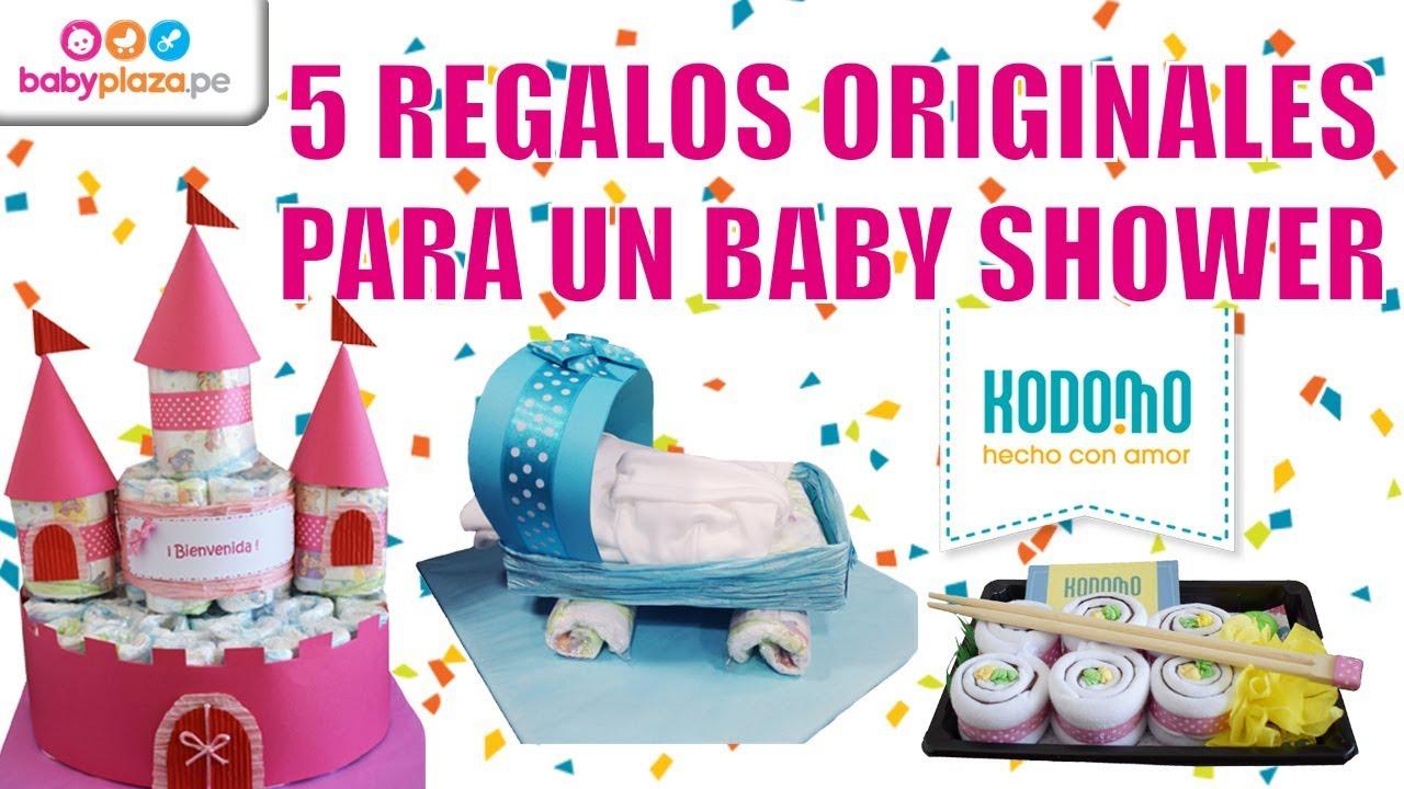 Que Regalos Pedir En Un Baby Shower.5 Regalos Originales Para Un Baby Shower Kodomo Babyplaza