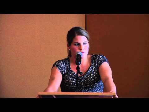 Brianna Decker: 2012 Patty Kazmaier Award Winner